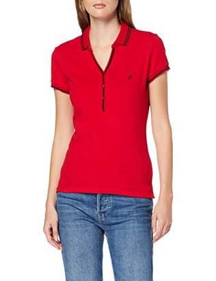 Kaporal Women's XAM Polo Shirt, W91 Black