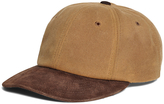 Brooks Brothers Waxed Canvas Baseball Hat