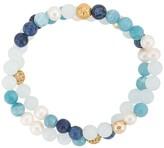 Nialaya Jewelry beaded wrap bracelet