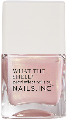 Nails Inc NAILS.INC What the Shell? Pearl Effect Nail Polish