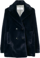 Closed faux fur jacket
