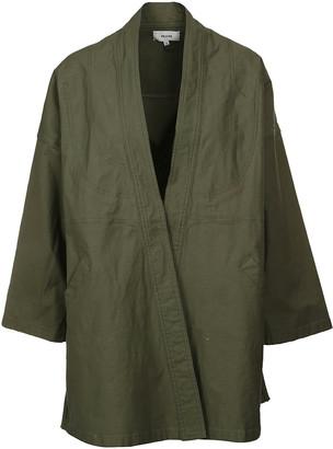 VIS Ā VIS Oversized Cardi-coat