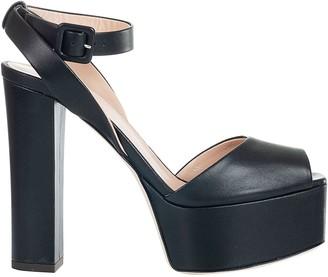 Giuseppe Zanotti Ankle Strap Platform Sandals