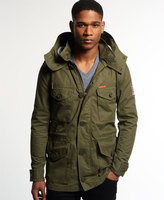 Superdry Rookie Service Parka Jacket