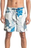 Quiksilver Men's Cayman Vacay Volley Swim Trunks