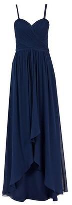 Dorothy Perkins Womens **Showcase Tall Navy 'Bobby' Maxi Dress
