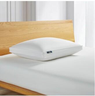 Blue Ridge Home Fashions Serta 300 Thread Count White Down Fiber Bed Pillow-Side Sleeper - Jumbo - White