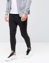 Jack & Jones Core Joggers With Logo Cuff Detail