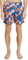 Bather Multi Abstract Swim Shorts
