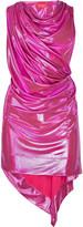 Vivienne Westwood Foil-print jersey dress