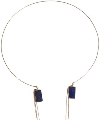 ginette_ny Ever Pink Pink gold Necklaces