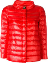Herno padded jacket - women - Cotton/Feather Down/Polyamide/Viscose - 40