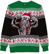 Hybrid Men's Chewie Clause Holiday Sweater