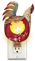 Deco Breeze Decor Rooster Night Light