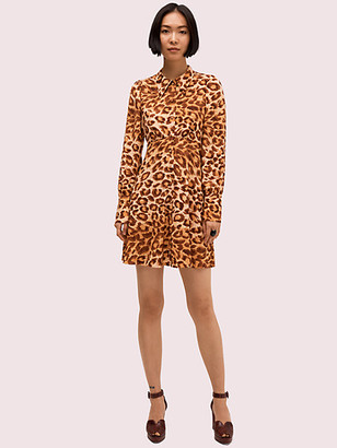 Kate Spade Panthera Shirtdress