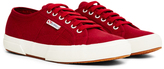 Superga 2750 Cotu Classic Plimsolls Red