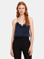 CAMI NYC The Racer Silk Charmeuse Cami