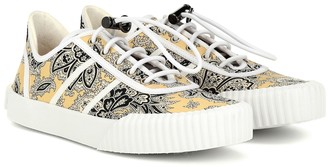 Etro Paisley sneakers