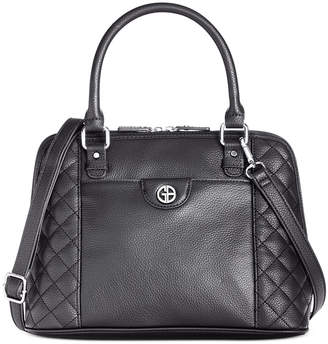 Giani Bernini Quilted Dome Satchel