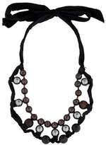Lanvin Beaded Collar Necklace
