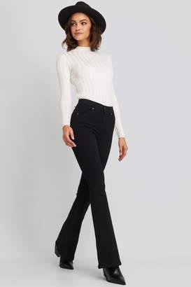 Dr. Denim Macy Flared Jeans Black