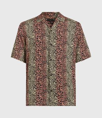AllSaints Crypto Shirt