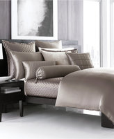 Hotel Collection CLOSEOUT! Finest Silken Bedding Collection, Created for Macy's