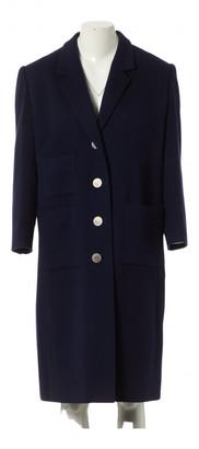 Hermes Navy Cashmere Coats