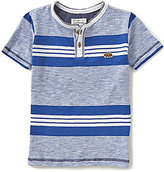 Lucky Brand Little Boys 4-7 Jetty Striped Henley Tee