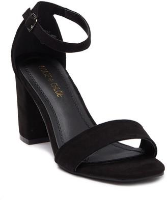Chase & Chloe Taya Ankle Strap Sandal