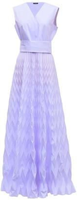 Z.G.Est Pleated Maxi Dress Alice