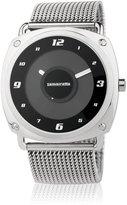 Lambretta Brunori Mesh Silver Men's watch sil