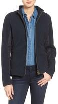 Barbour Women's 'Triplebar' Quilted Fleece Jacket