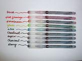 Martha Stewart Crafts Art & Crafts Permanent Markers Use On Glass Plastic Metal