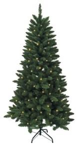 Kurt Adler 6-Foot Pre-Lit Led Green Pine Tree