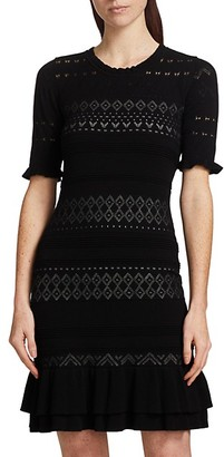 Bailey 44 Chantal Knit Sheath Dress