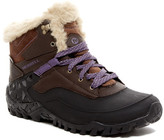 Merrell Fluorecein Shell 6 Faux Fur Waterproof Boot