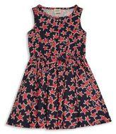 Armani Junior Little Girl's & Girl's Star Fish-Print Dress