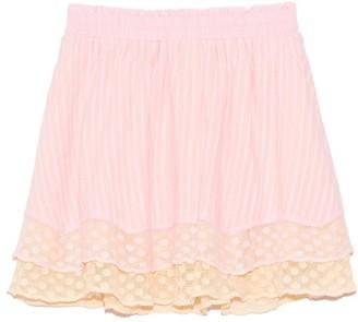LoveShackFancy Toya Skirt in Ambrosia Garden