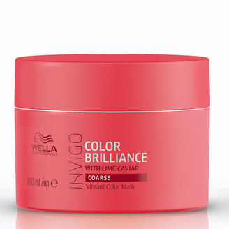 Brilliance+ Wella Professionals INVIGO Color Brilliance Vibrant Color Mask - Coarse 150ml