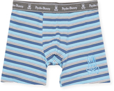Psycho Bunny Men's Cotton Boxer Brief