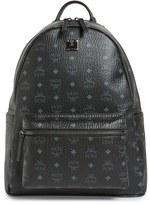 MCM 'Medium Stark - Visetos' Backpack - Black