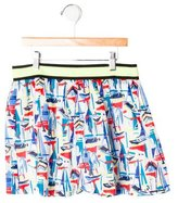 Milly Minis Girls' Printed Skirt