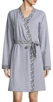 Cosabella Sterling Long Sleeve Robe