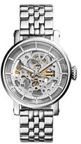 Fossil Women's ME3067 Original Boyfriend Stainless Steel Watch with Link Bracelet