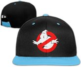 Be Yons Big Boys' Design Baseball Ghost Busters Logo Adjustable Snap Hat