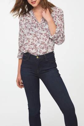 BeachLunchLounge Alanna Floral Shirt