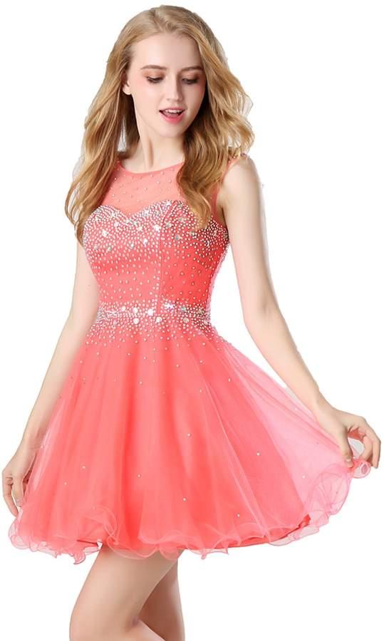 ba6f68fe914 Girls Beaded Dress - ShopStyle Canada