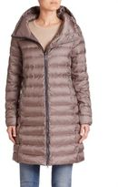 Max Mara Eros Quilted Down Jacket