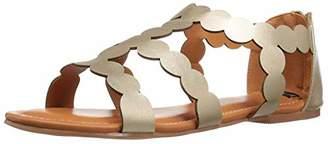 N.Y.L.A. Women's Suncrow Flat Sandal